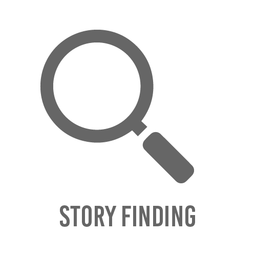 STORY FINDING