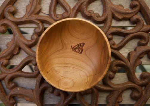 Little Butterfly Bowl  #2154
