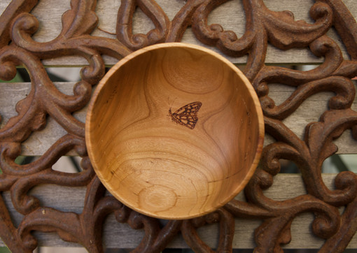 Little Butterfly Bowl  #2154