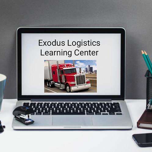 Exodus Logistics LLC - LEVEL 2 - Carrier Packets and Rate Cons