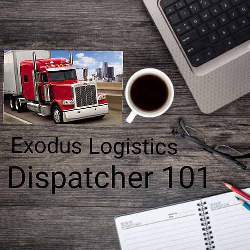 Dispatcher 101 eBook