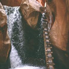 Kanerraville Falls, Utah