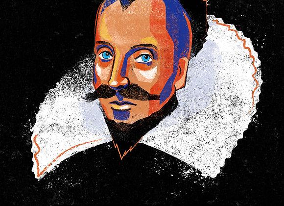 Shakespeare's Revenge Dark Roast Whole Bean