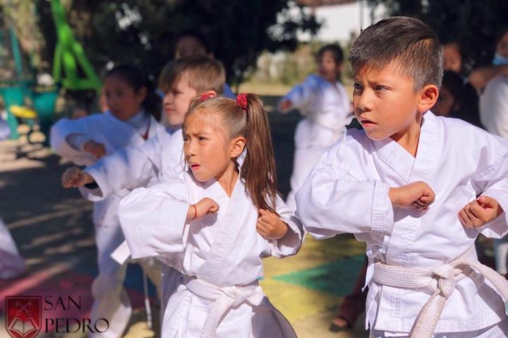 Academia de karate