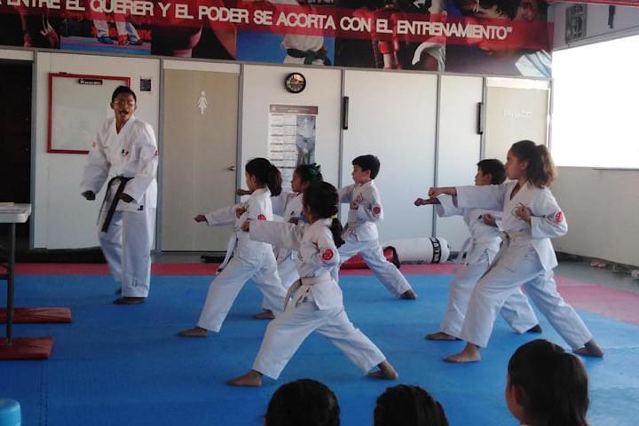 Competencia internacional de Karate