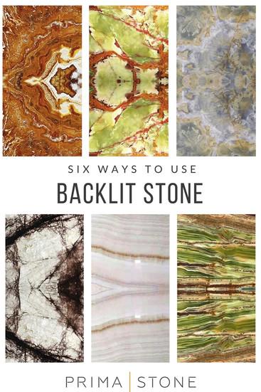 Beautiful Backlit Stone Inspiration