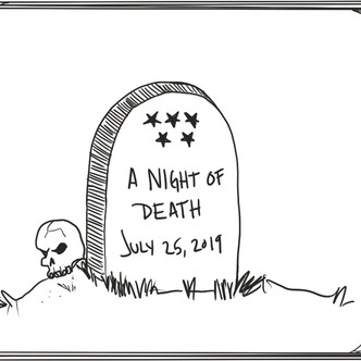 Death Indeed