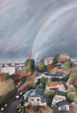 Stormy Dunedin Day