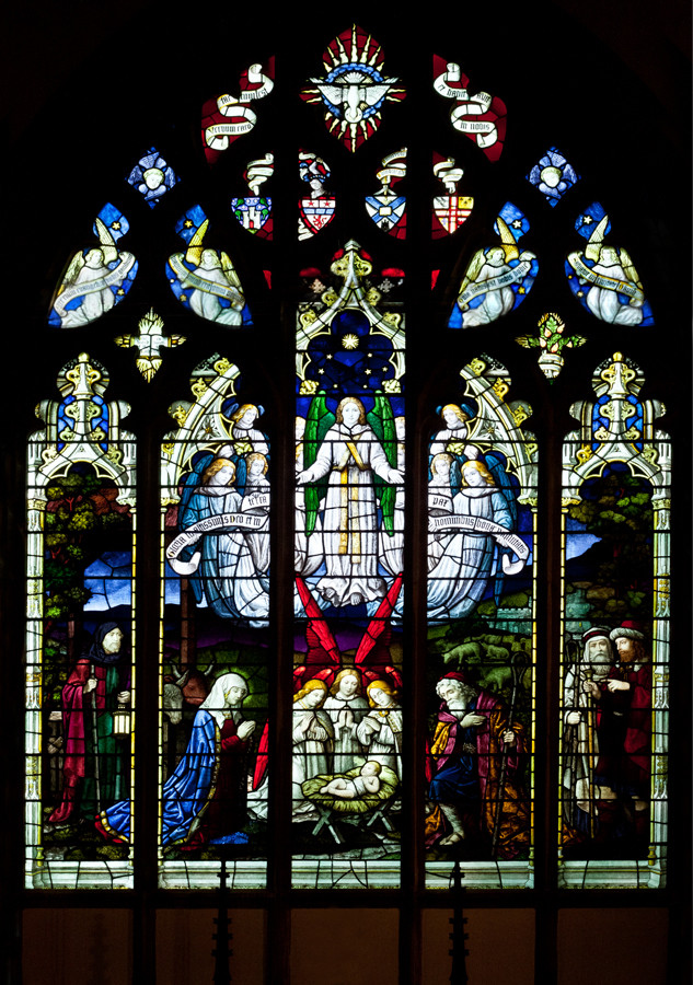 'Nativity' Window