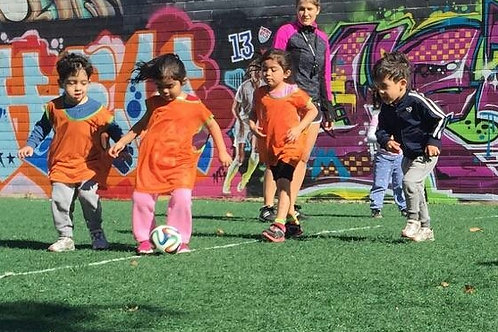Toddler Program (Tiny Soccer Tots)