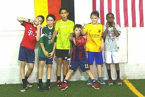 Youth Academy (6-12y.o.) - 10 Sessions