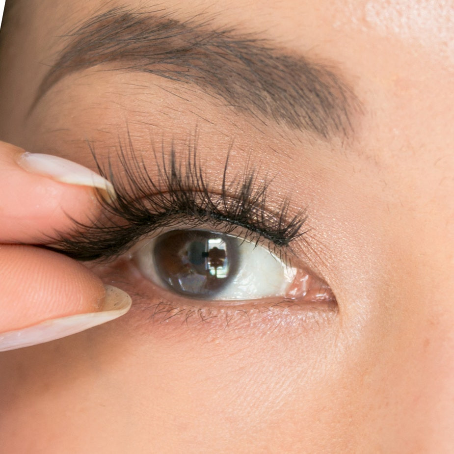 The worst thing you could do is picking at your eyelash exrtensions