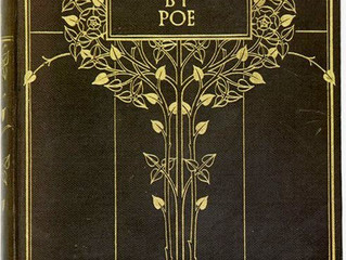 15 Of the Most Gorgeously Goth Vintage Edgar Allan Poe Book Covers