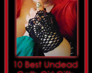 10 Best Undead Gifts for Goth Girls From Indie Artists