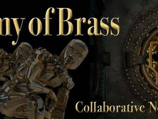 Army of Brass - An Awesome Steampunk Collaborative Novel