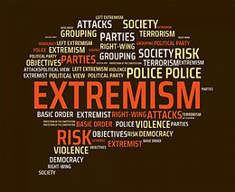 EXTREMISM and TERRORISM – LINKED?