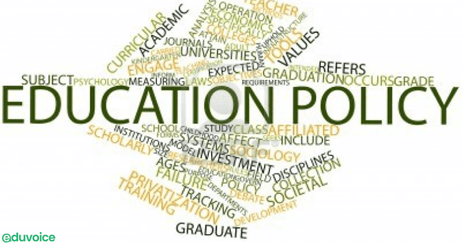 Policy for Education in India