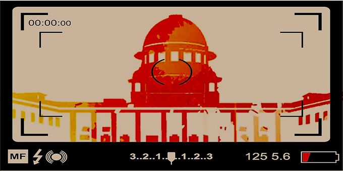 'Think Later' about Live- Streaming Proceedings: Supreme Court