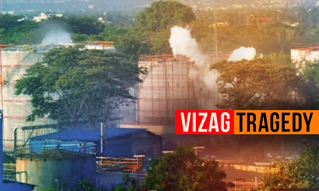 Bhopal and Vizag- The Legal view point on tragedies.