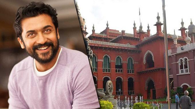 Madras HC seeks contempt action against Tamil Actor