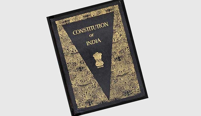 CONSTITUTIONAL VALIDITY OF 103RD CONSTITUTIONAL AMENDMENT