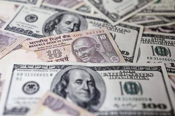 Dollar-Rupee exchange rates