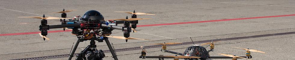 Drohnen am Flughafen Zürich