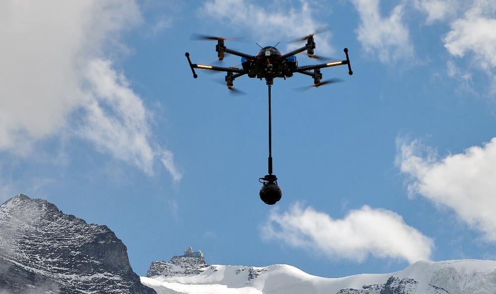 VR 360 Drohne