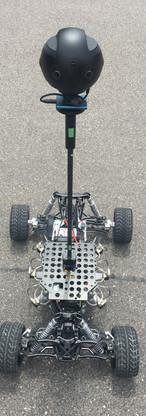 VR 360 Buggy