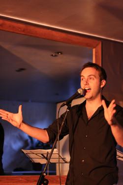 Mostly Comedy hosting