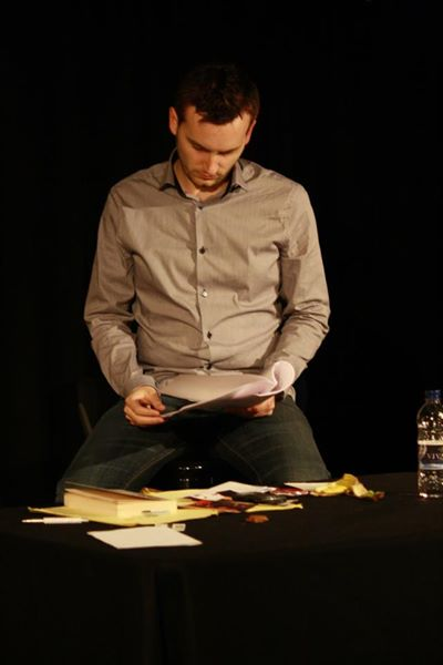 Soho Theatre Script Reading