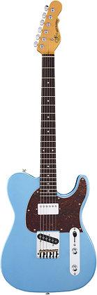 ASAT Classic Bluesboy Lake Placid Blue