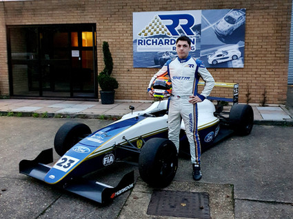 Richardson Racing to make British F4 return for 2021