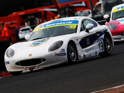 Challenging Croft weekend for Richardson Racing's Junior pairing