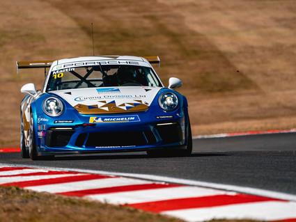 Richardson Racing fights hard for Brands Hatch top ten