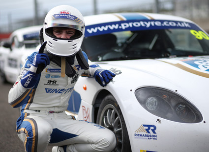 Richardson Racing hits the front with Silverstone double