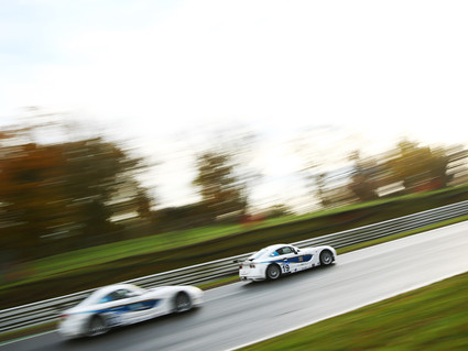 Challenging Ginetta Junior finale for Richardson Racing