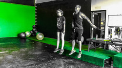 Sam Shields and Chris Jadallah CP Training: MOVE Period Inc