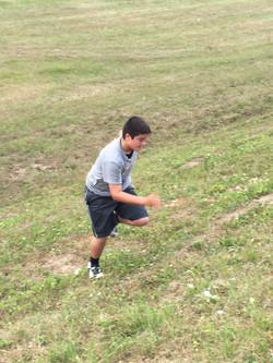 Ethan Hunt Athlete Development
