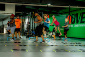 MOVE. Session Conditioning Day