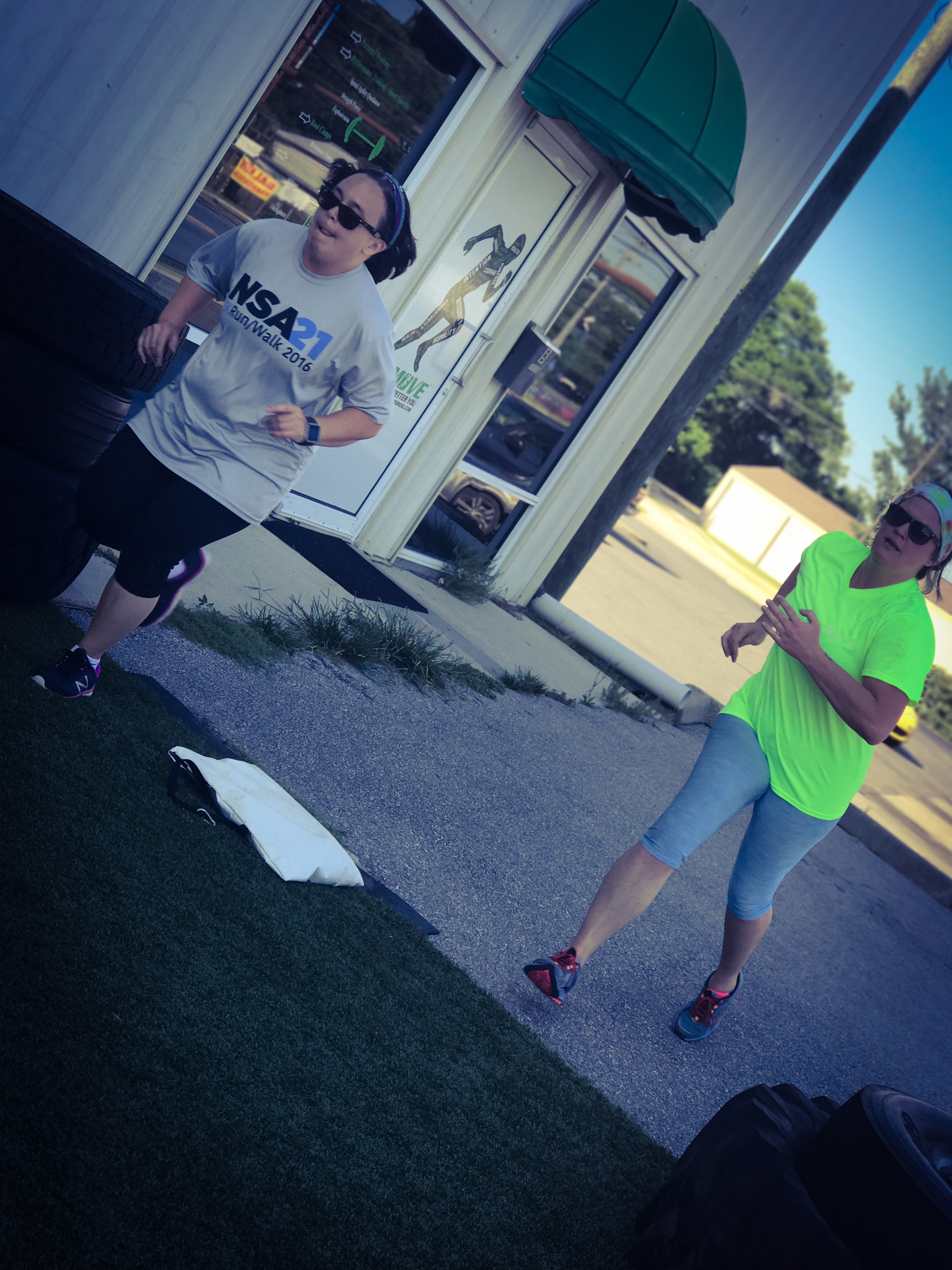Maryanne and Ashley CP Training: MOVE Period Inc