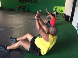 MOVE. Boot Camp