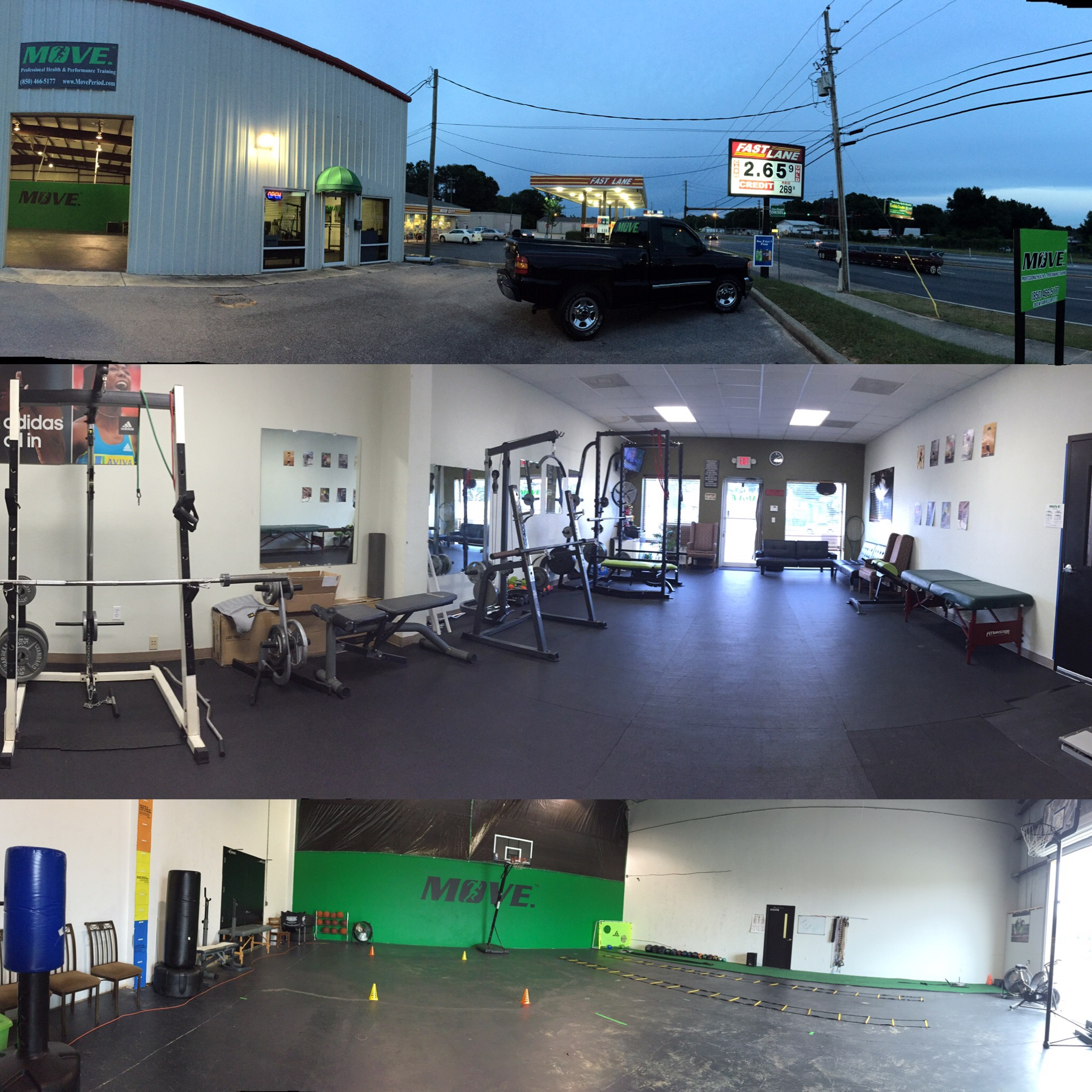 MOVE Period, Inc. Training Facility