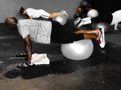 Bruce and Casandra CP Training: MOVE Period Inc
