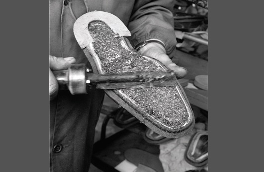 Goodyear system shoes