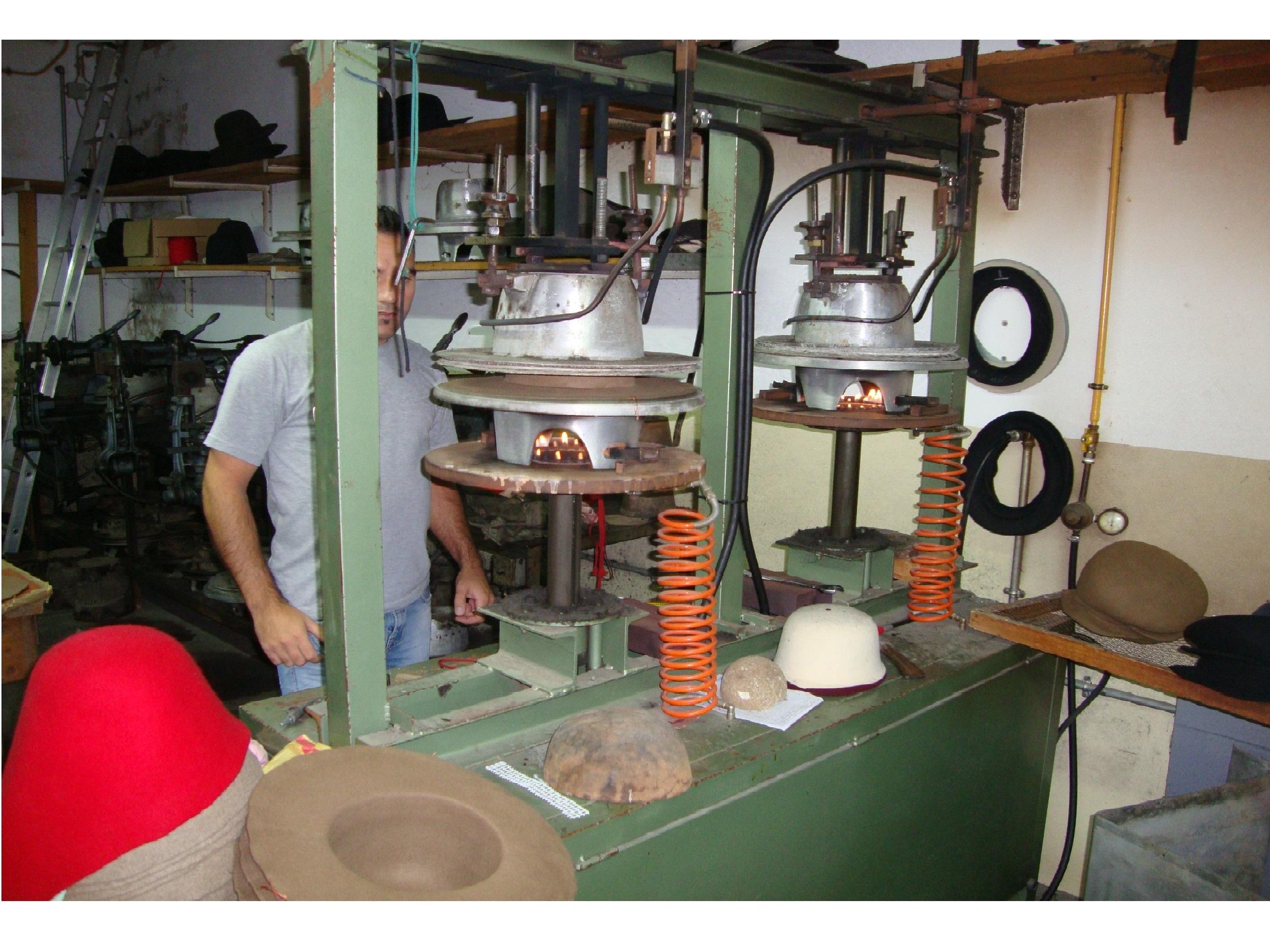 Fabrication de chapeaux