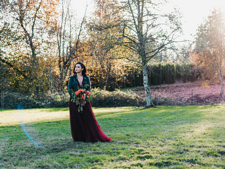 Fall Dreams Styled Shoot