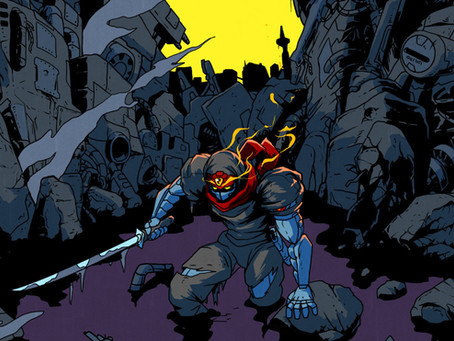 Definitely Not Ninja Gaiden | Cyber Shadow Review