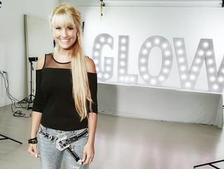 Ein Blick hinter die Kulissen des Musikvideodrehs von Déborah Rosenkranz GLOW
