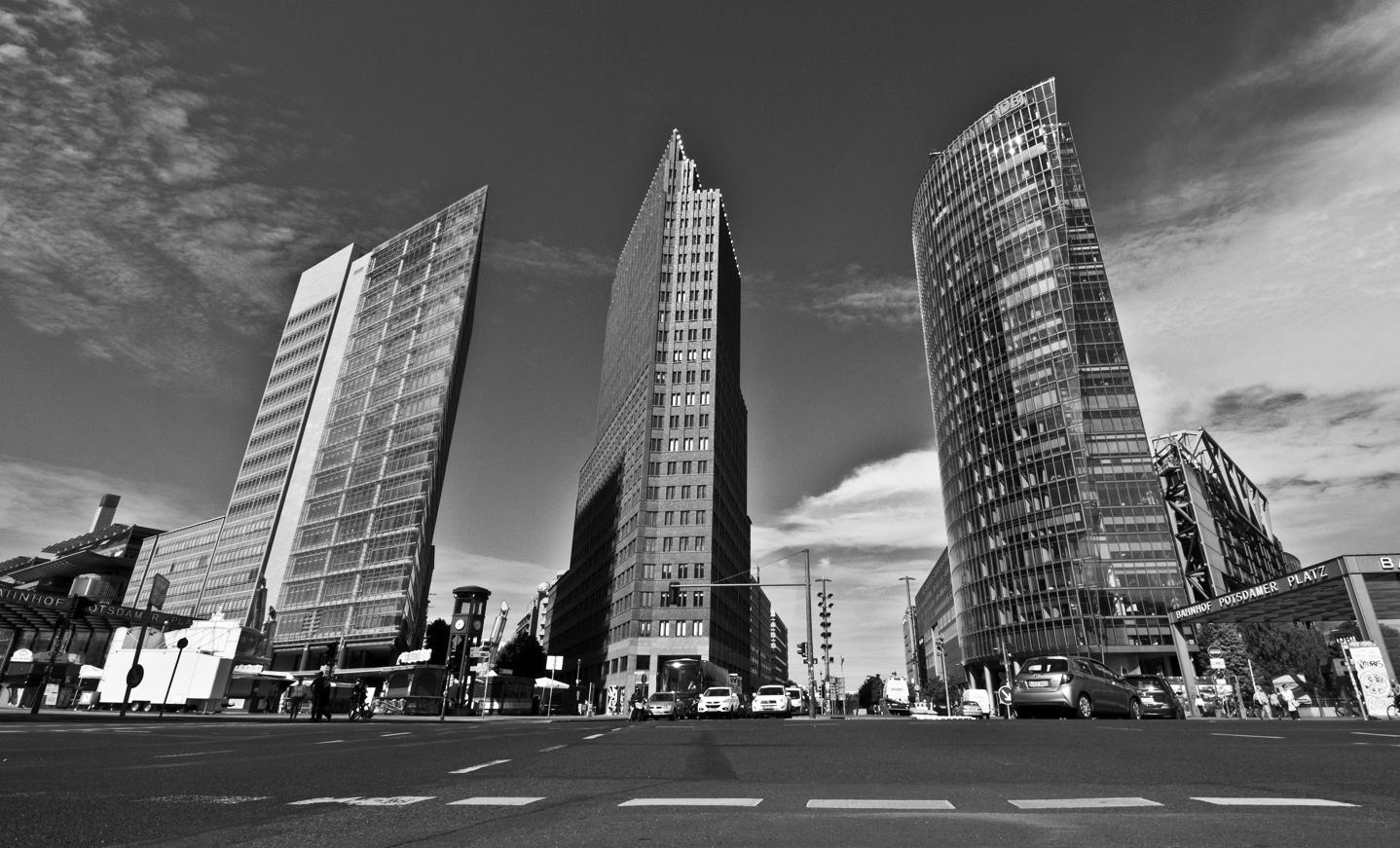 Potsdamer Platz, Berlin